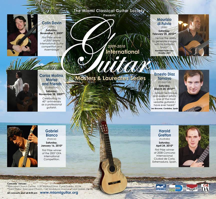 2009-2010 Concert Series