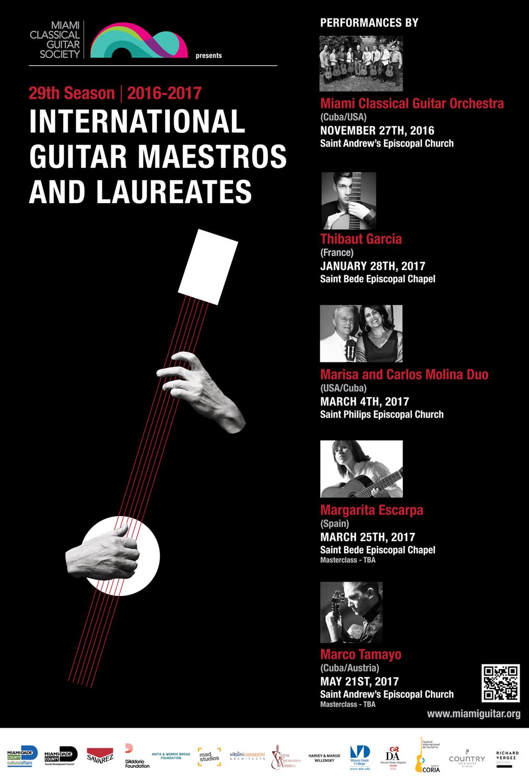 2016-2017 Concert Series