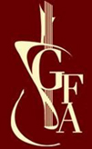 Guitar Foundation of America logo